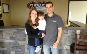 newman's auto body repair, olathe ks