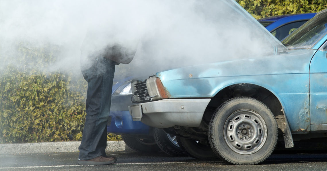 What To Do If Car Overheats >> Overheating Car Threatens To Derail Your Summer Road Trip