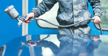 car paint hazards